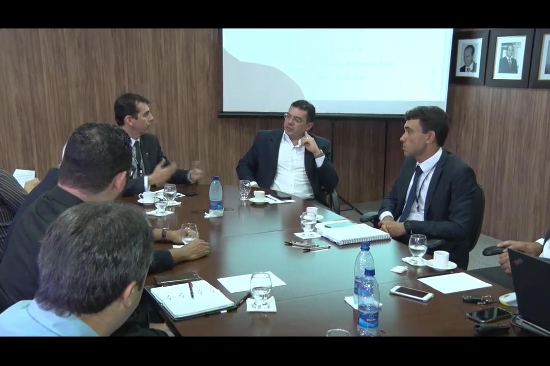 TJAL apresenta o SAI para técnicos e presidente do TCE